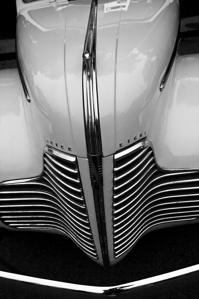 Buick Eight by MClementReilly