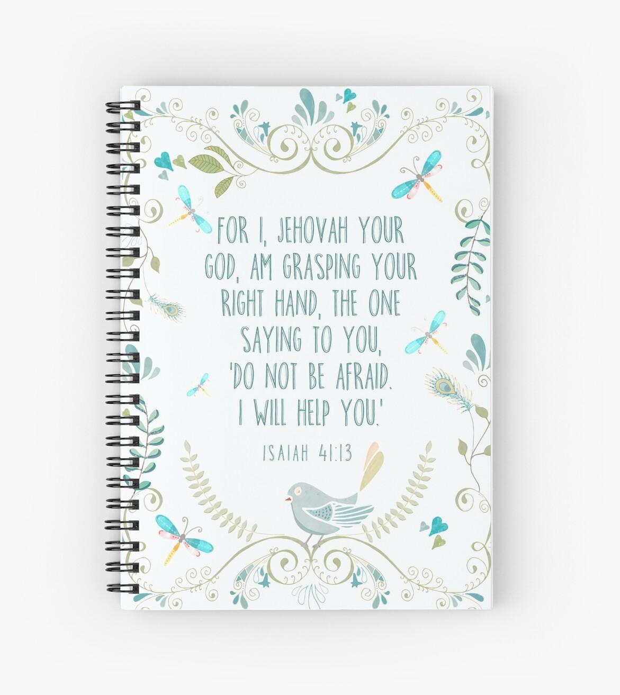 Isaiah 41:13 by JW ARTS & CRAFTS