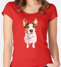 Lucy again Women's Fitted Scoop T-Shirt