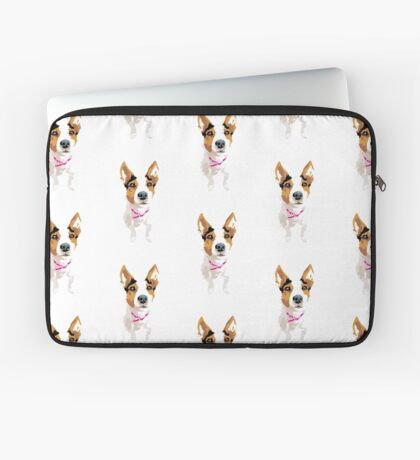 Lucy again Laptop Sleeve