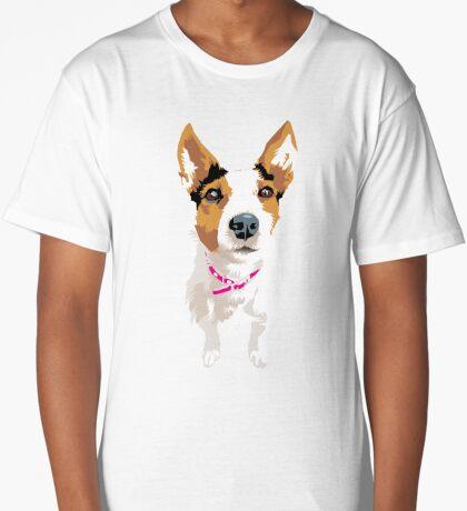 Lucy again Long T-Shirt