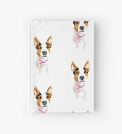 Lucy again Hardcover Journal