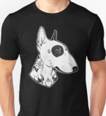 Tattooed Bullterrier T-Shirt