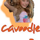Cavoodle Scarf by Ian McKenzie