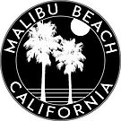 Surfing Malibu Beach California Surfer Surf Ocean by MyHandmadeSigns