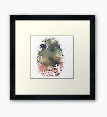 Goonies Escape Framed Print