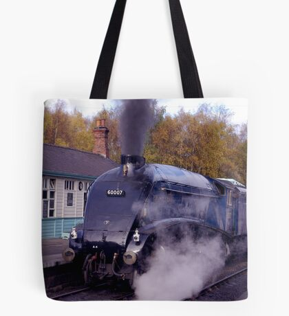 About to Leave Tote Bag
