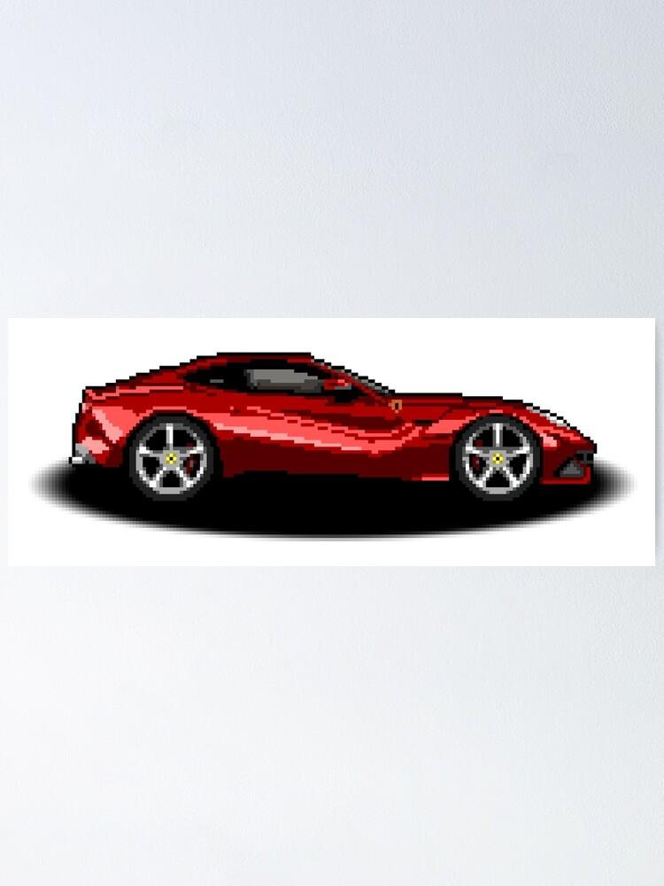 Ferrari F12 Berlinetta Poster