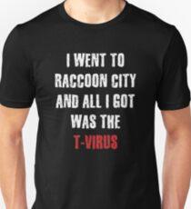 I Went to Raccoon City... T-Shirt
