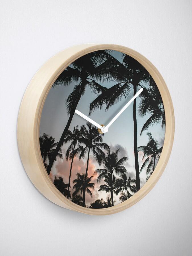 Alternate view of Pacific Palms Clock