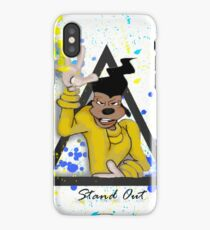 Stand Out/Goofy Movie iPhone Case/Skin