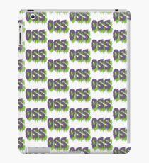 OSS V3 iPad Case/Skin