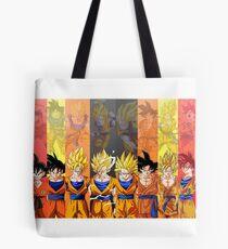 Bolsa de tela Goku