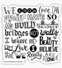 Bridges Sticker