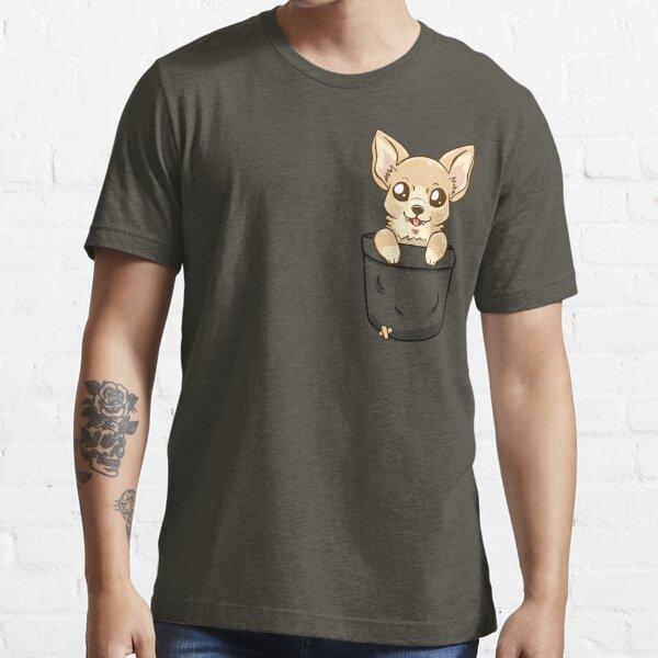 Pocket Chihuahua Essential T-Shirt