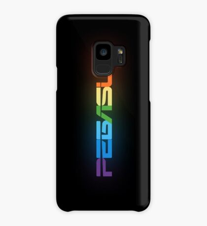 Peg-ASUS Rainbow Case/Skin for Samsung Galaxy