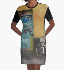 Aarhus bicycle Graphic T-Shirt Dress