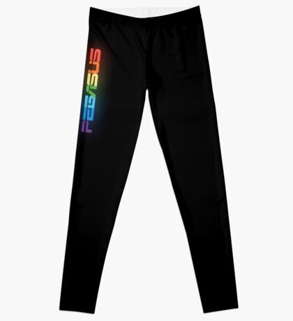 Peg-ASUS Rainbow Leggings
