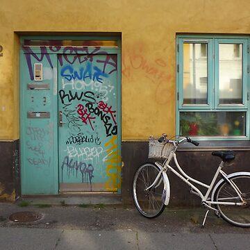 Aarhus bicycle by tanyadann