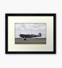 20170305 Avalon-Kittyhawk VH-PFO Framed Print