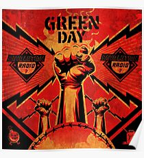 Revolution Radio Green Day Poster