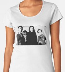The Young Ones B&W Women's Premium T-Shirt