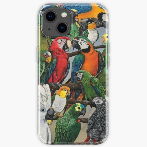 """""""Peter's Exotics"""" iPhone Soft Case"""