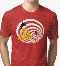 Time Tunnel Shirt Tri-blend T-Shirt