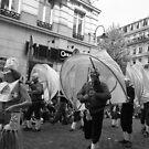 The Zinneke Parade by lemontree