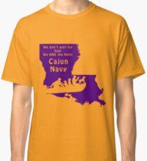 Louisiana Cajun Navy   Classic T-Shirt