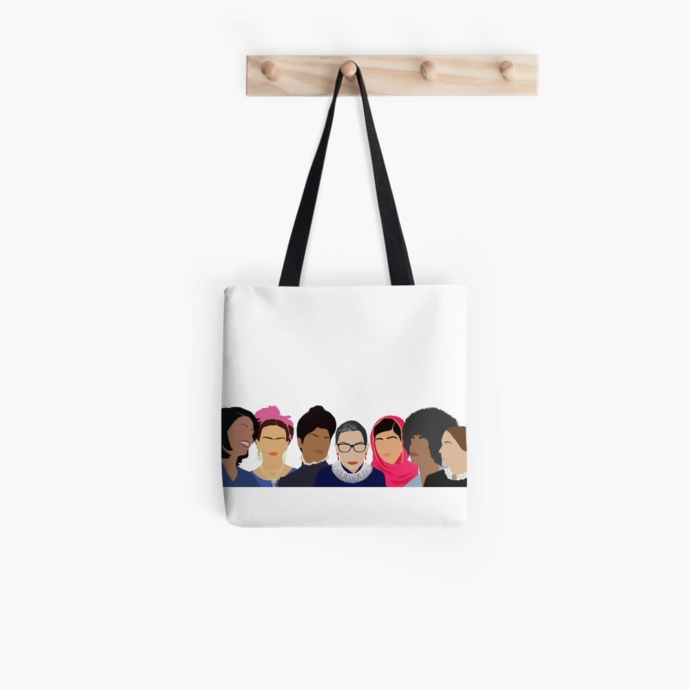 Feminist Girl Gang- Squad Goals Tote Bag