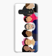 Feminist Girl Gang- Squad Goals Case/Skin for Samsung Galaxy