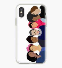 Feminist Girl Gang- Squad Goals iPhone Case