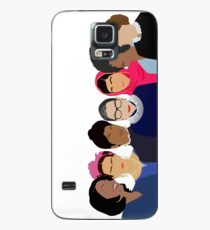 Feminist Girl Gang- Squad Goals Case/Skin for Samsung Galaxy