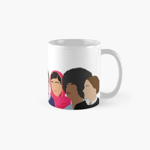 Feminist Girl Gang- Squad Goals Classic Mug