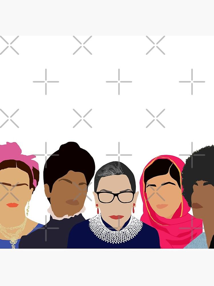 Feminist Girl Gang- Squad Goals by thefilmartist