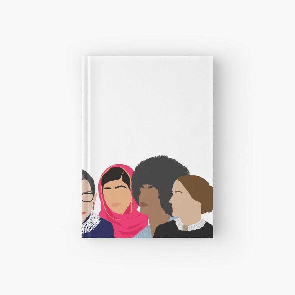 Feminist Girl Gang- Squad Goals Hardcover Journal