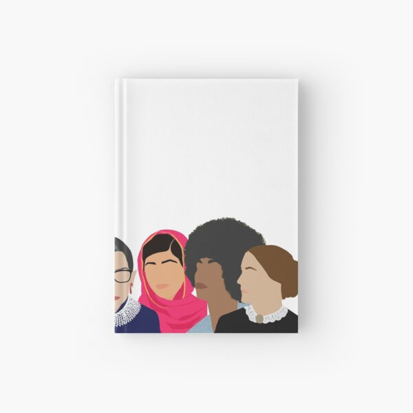 Feminist Girl Gang- Squad Goals Hardcover Journal