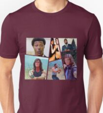 Samurai Cop 80s Movie T-Shirt T-Shirt