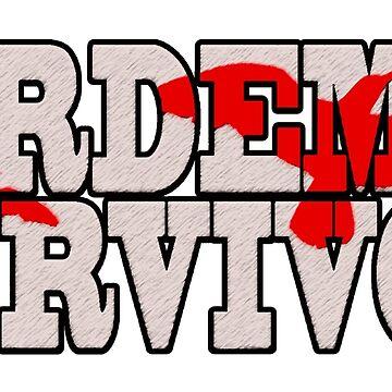 Birdemic Survivor, Movie T-Shirt by bestofbad
