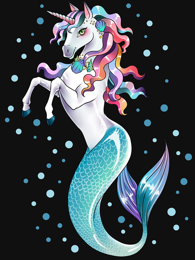 quot Unicorn Mermaid Mermicorn Cute