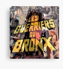 Bronx Warriors - Escape The Bronx Canvas Print