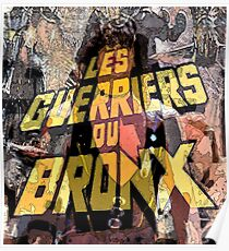 Bronx Warriors - Escape The Bronx Poster
