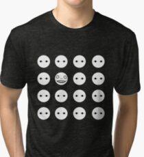 Camiseta de tejido mixto Autómatas