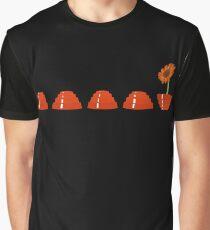 Devo Flower Graphic T-Shirt