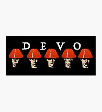 Devo Photographic Print