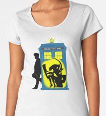 Dr. Poo Women's Premium T-Shirt
