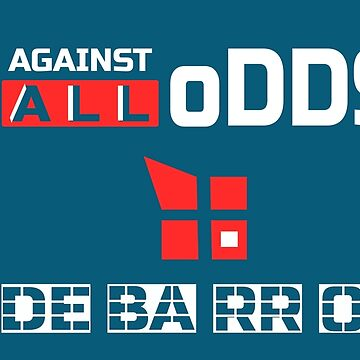 Against All Odds | DeBarros by AdrianDeBarros