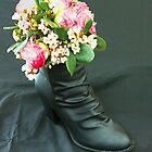 The Floral Boot..........!!! by Roy  Massicks
