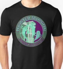 The Haunted Mansion (purple and green) T-Shirt